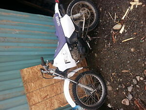 GREAT KIDS YAMAHA DIRTBIKE 100CC Prince George British Columbia image 1