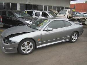 Nissan 200SX S15 Coupe Auto 2001 WRECKING Brooklyn Brimbank Area Preview