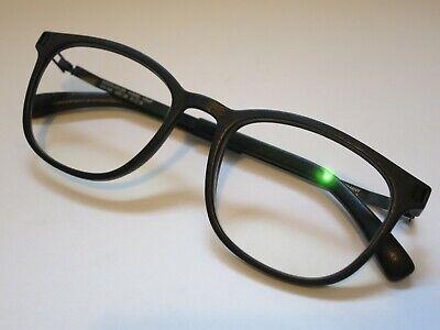 Mykita MYLON HYBRID HEMP 305 Pitch Black Optical Glasses Eyewear Eyeglass Frame (Visual Eyewear)