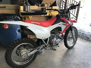2017 Honda CRF125F (Small Wheel)