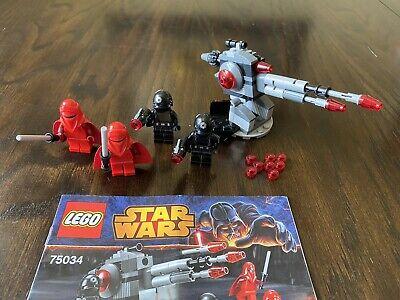 LEGO Star Wars set 75034, Death Star Troopers - 100% Complete