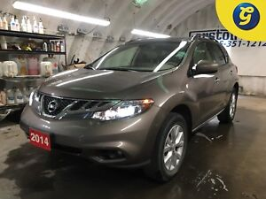 2014 Nissan Murano SV*AWD*LEATHER*BACK UP CAMERA*PANORAMIC SUNRO