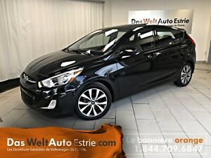 2017 Hyundai Accent SE, Toit, Gr. Électrique, A/C, Automatique