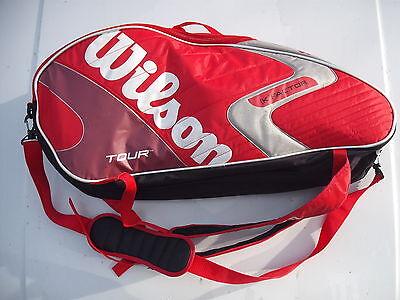 WILSON  K-FACTOR TOUR WILSON  racket holdall
