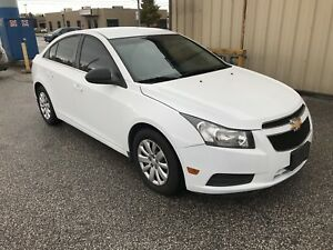 2011 Chevrolet Cruze SAFETIED