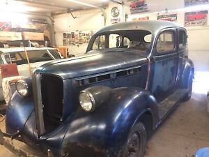 Dodge brother 1938