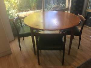Retro Fler 64 Chairs and Table East Victoria Park Victoria Park Area Preview