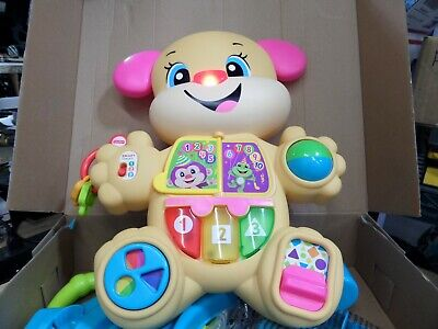 Fisher-Price Laugh & Learn Learn with Sis Walker FHY95