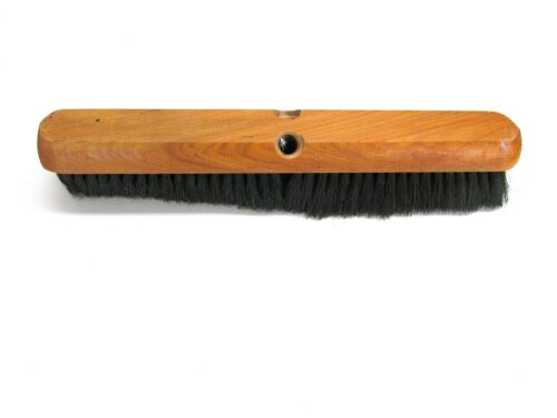 "NOS! MAGNOLIA 16"" GARAGE BROOM SOFT 2-1/2"" BRISTLES #11716"
