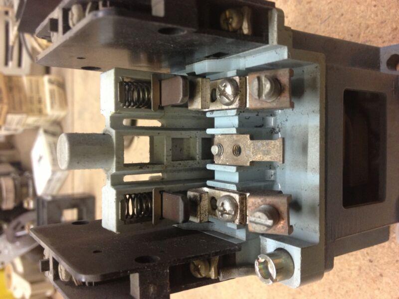 302AM20P ASEA Contactor 120VAC 30A 2 Pole ELFG30 2P