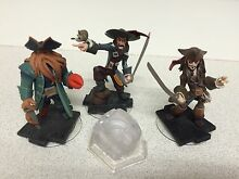 Pirate of the Caribbean Disney Infinity Playset Jack Sparrow Nundah Brisbane North East Preview
