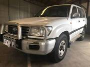 2003 Toyota LandCruiser GXL V8 Automatic 8Seater SUV Eagle Farm Brisbane North East Preview