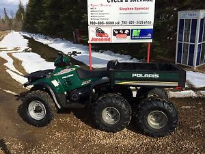 2002 Polaris sportsman 500 6x6