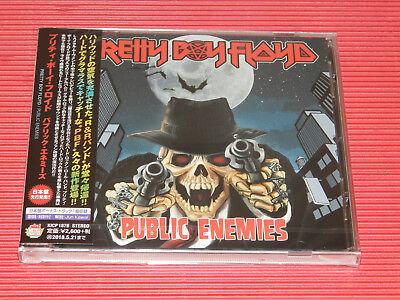 2017 JAPAN CD PRETTY BOY FLOYD PUBLIC ENEMIES  with Bonus Track