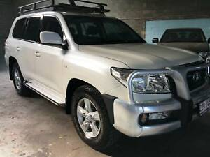 FINANCE ! 2011 LANDCRUISER T/D  ! BAD CREDIT OK ! FROM $190 P/W Eagle Farm Brisbane North East Preview