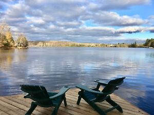 4 seasons cottage on lake manitouwabing