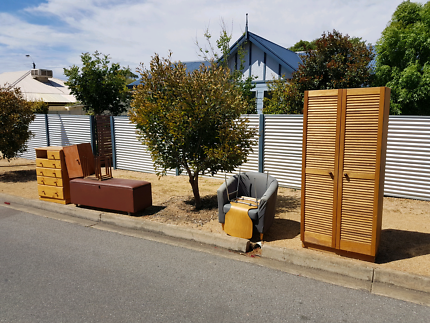 Furniture to Give away.