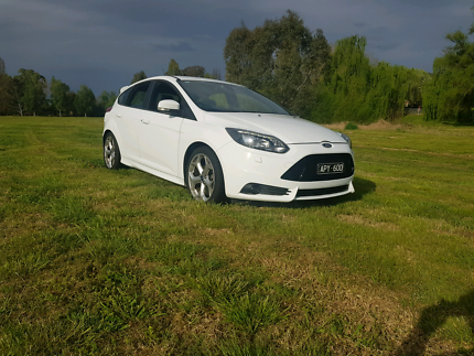 Ford focus st manual 2014