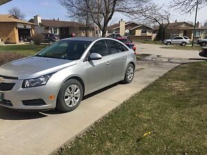 2014 Chevrolet Cruze mint condition fresh safeted for sale