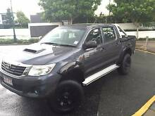 2011 Toyota Hilux Ute Newstead Brisbane North East Preview