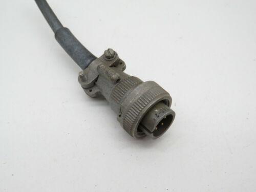 Amphenol MS3106E14S-2P Male Connector 4-Pin