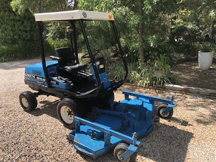 New Holland front deck mower Tungkillo Mid Murray Preview