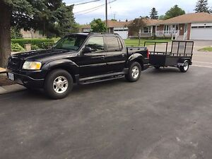 Package deal pick up and trailer  $6500.00