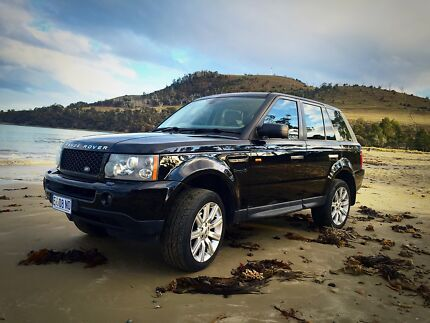 2005 Land Rover Sport 4.4L V8 Luxury North Hobart Hobart City Preview