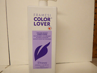 Framesi Color Lover Volume Boost Conditioner 16.9 Ounce