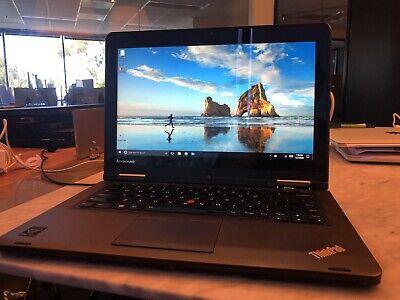 """Lenovo ThinkPad Yoga 12"""" Intel Core i7 8GB Model #20CD00BYUS segunda mano  Embacar hacia Mexico"""