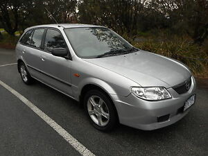 2003 Mazda 323 Hatchback only 99000 klms!! reg and rwc!! Moorabbin Kingston Area Preview