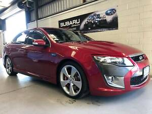 2008 Ford FPV FG GT-E 315KW  (Luxury GT-P) Ascot Belmont Area Preview