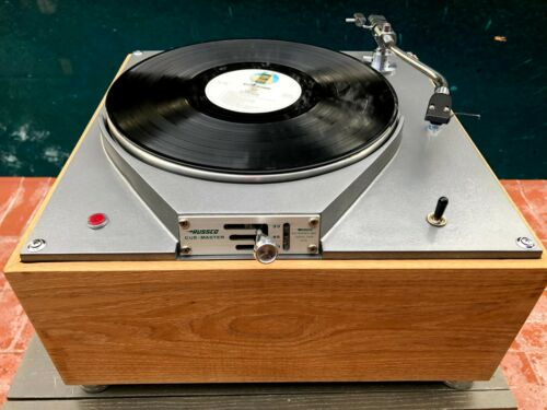 Vintage Russco Turntable Cut - Master