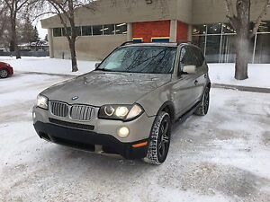 REDUCED! 2009 BMW X3 xDrive30i loaded