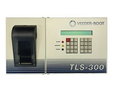 Veeder-root Gilbarco Tls-300i Tls-300 Tank Monitor With 4-input Probe Module