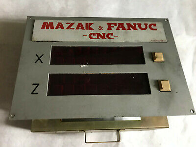 Mazak Fanuc 41506006670mazak Fanuc Cnc A20b-0005-029 Board Axis Display.sg