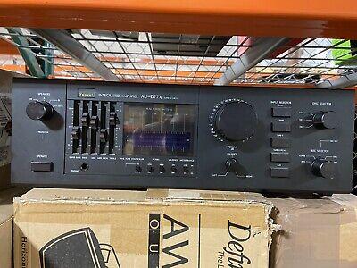 Sansui AU-D77X Stereo Integrated Amplifier