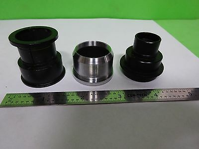 Microscope Part Lot Adapters Y7-13