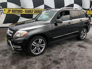 2014 Mercedes-Benz GLK-Class 250 BlueTec, Leather, Pan Sunroof,