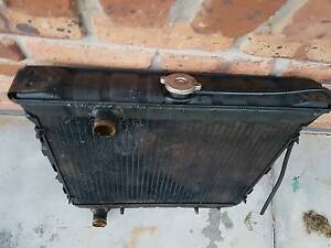 chrysler valiant vh ch radiator good condition hemi 6 auto Greenwith Tea Tree Gully Area Preview