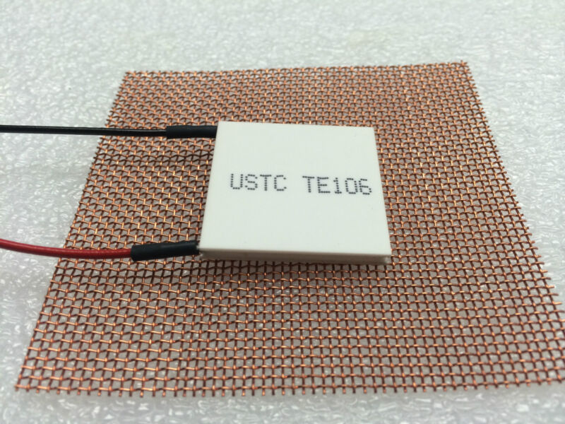 Thermoelectric Modules - High Power Peltier Coolers Kryotherm