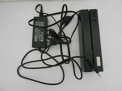 Msr606 Encoder 3 Tracks Magnetic Stripe Bank Credit Card Reader Writer Swipe