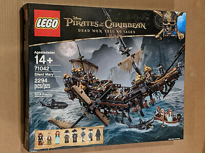 Lego 71042 Pirates of the Caribbean Silent Mary New Sealed Retired
