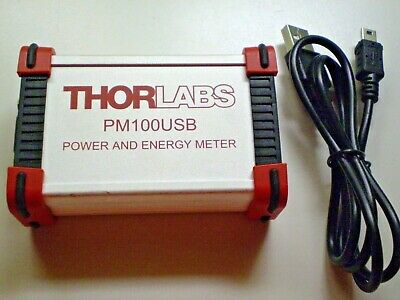 Thorlabs Pm100 Usb Power Meter - Excellent Condition