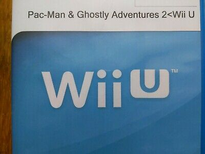 USED - Pac-Man and the Ghostly Adventures 2 [Nintendo Wii U - Free Shipping
