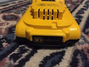 Dewalt 20v battery (new)