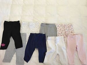 Long pants - 3-6 month old baby girl Camp Hill Brisbane South East Preview