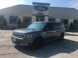 2018 Ford Flex Limited LEATHER NAV SUNROOF 20'S