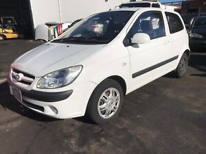 Wrecking Hyundai Getz all colours available in stock West Footscray Maribyrnong Area Preview