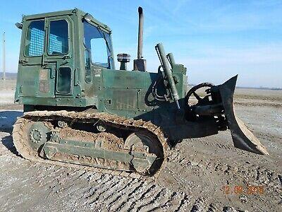 Case 1150e Bulldozer Military Dozer Loader